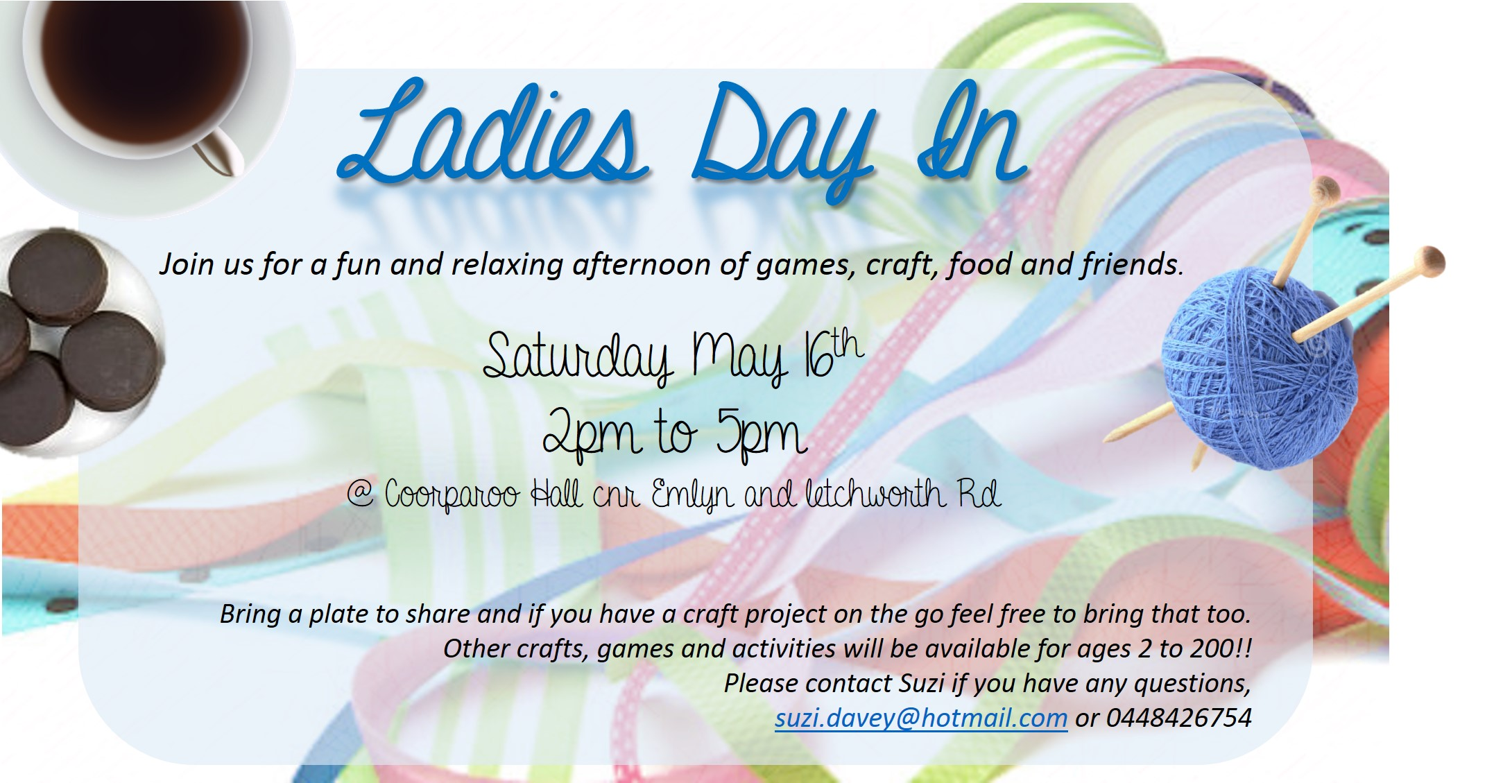 Ladies Day In