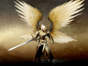 Angel Soldier 640x480